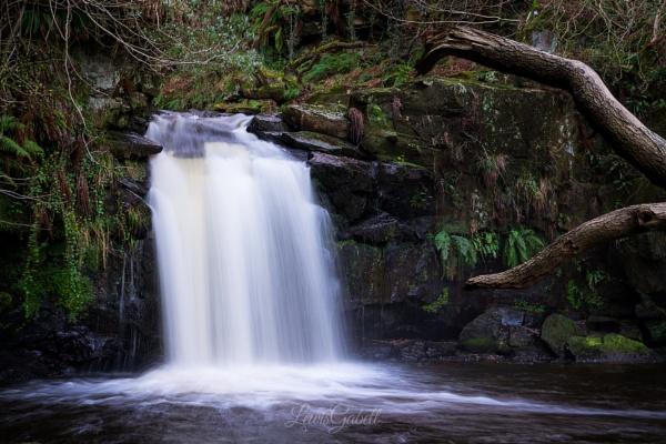 Thomason Foss Waterfall, Goathland by northyorkphotography