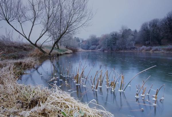 winter blues by oldbloke