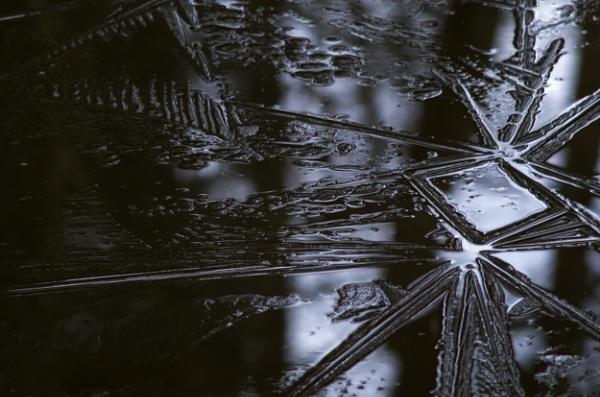 Silver Ice by Kako