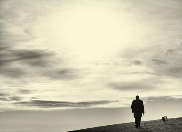 Walking the dog. by franken