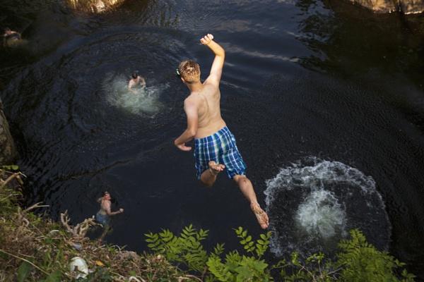 \'Jump\' by Alfie_P