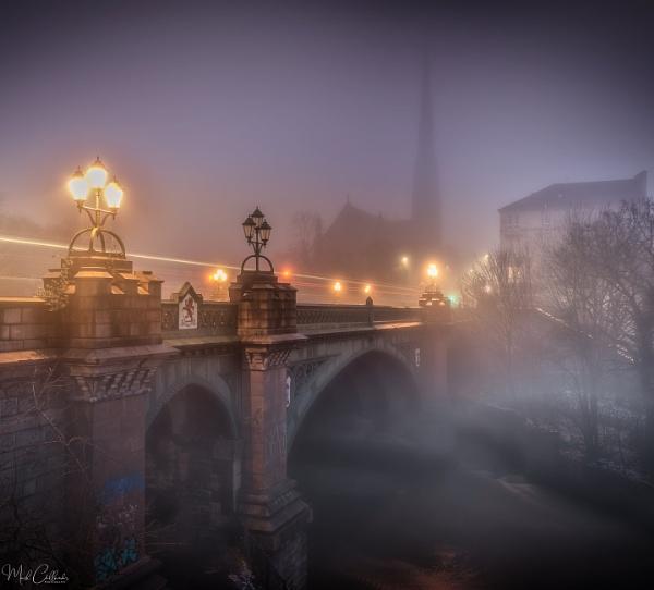 Kelvin Bridge Glasgow by Mark_Callander