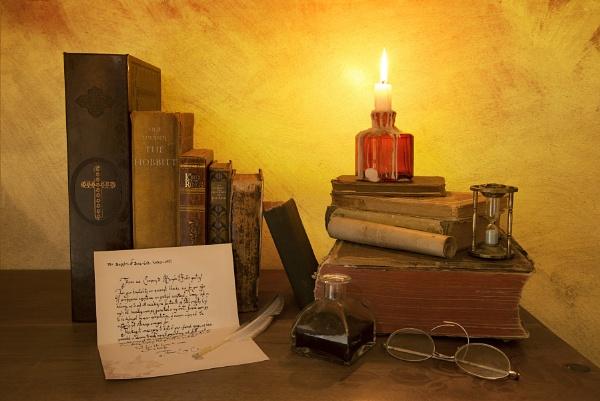 A Letter to Bilbo Baggins by Outlander