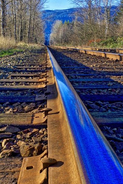 Steel Rail Blues by Friendlyguy