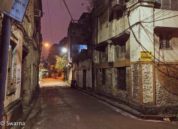 Evening in Central Kolkata II... by Swarnadip