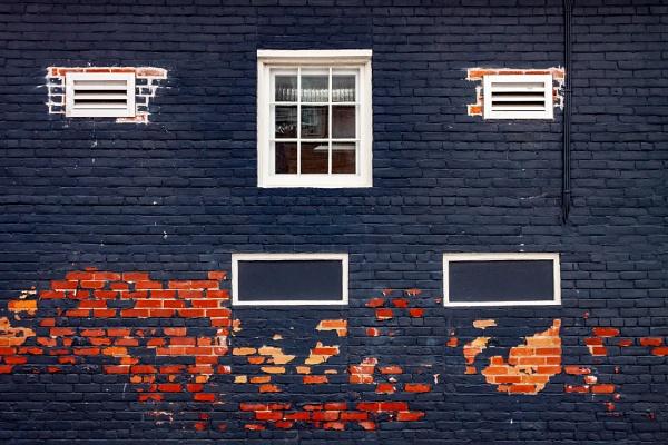 White Window frames by manicam