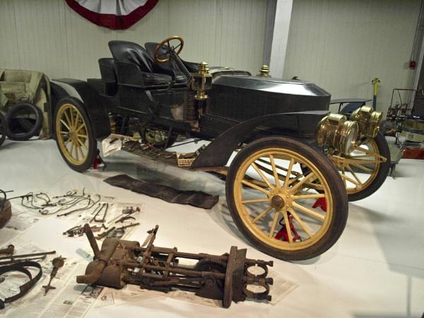 Antique Cars #24 by handlerstudio