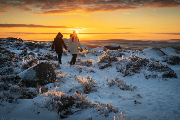 Walking in a Winter Wonderland by Trevhas