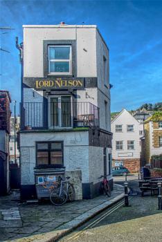 Pub at Hastings.