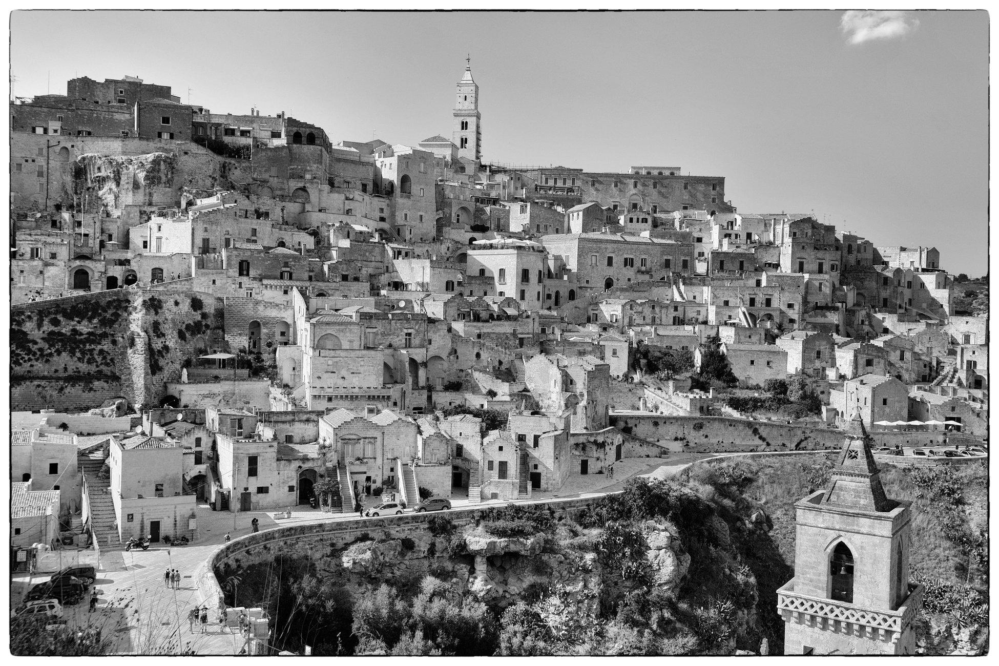 World Heritage Site Matera