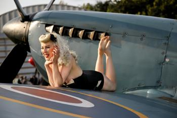 War Birds Pin Ups
