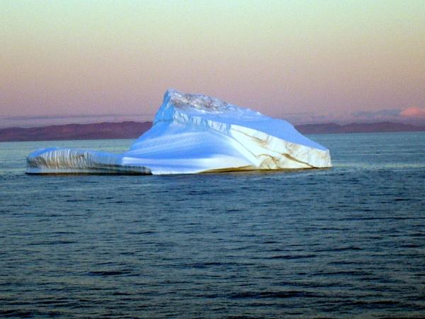Iceberg.  Greenland by Don20