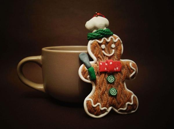 gingerbread man by leo_nid