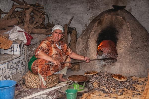 Berber Baker by dven