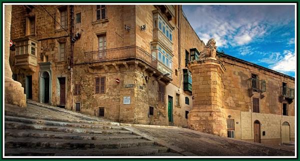 Archbishop Street ------ Valletta by Edcat55