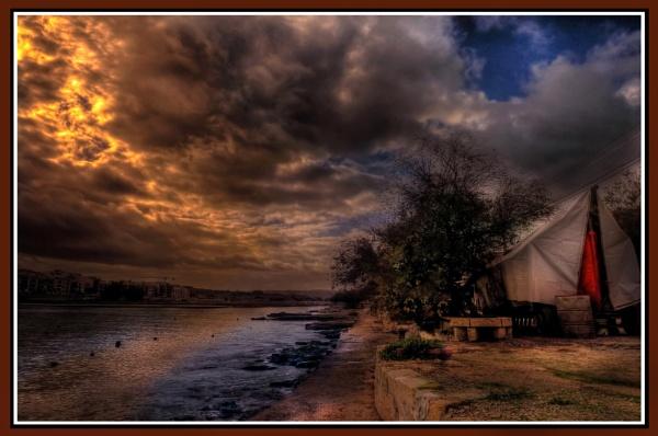 Salina ----- Qawra Point by Edcat55