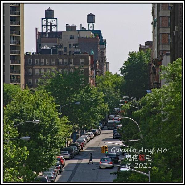 Green New York by GwailoAngMo