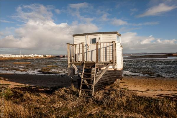 Houseboat by blrphotos