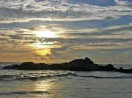 Sunset @ Sri Lanka