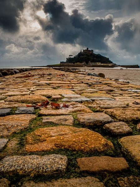 Storm Path by JohnDyer