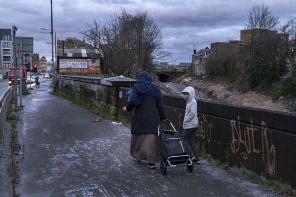 Glasgow, Pollockshaws Road by AndrewAlbert