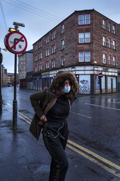 Glasgow, Saltmarket by AndrewAlbert