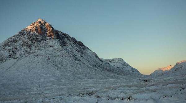 Glen Coe sunrise by rontear