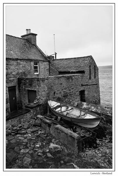 Lerwick - Shetland by Robert51