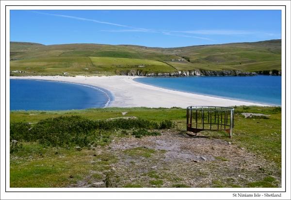 St Ninians Isle - Shetland by Robert51