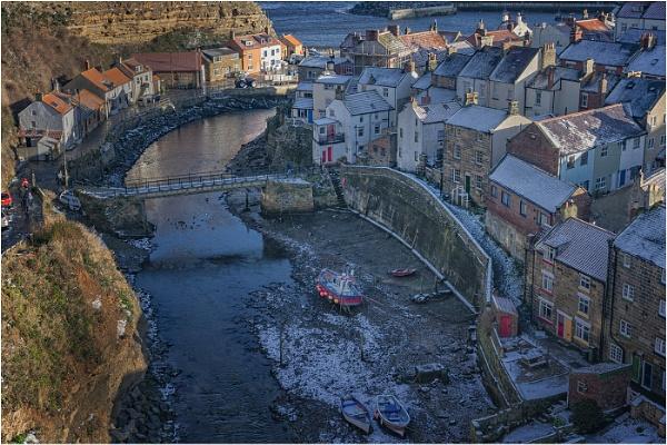 Bridge over Cod Beck by stevenb