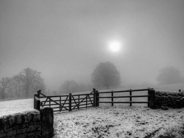 Misty Morning by ianmoorcroft