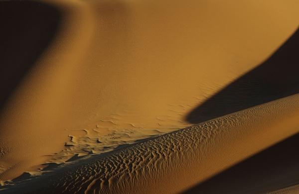 Desert sand abstract by joeblade