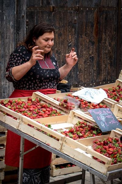 Strawberry Delight! by RolandC