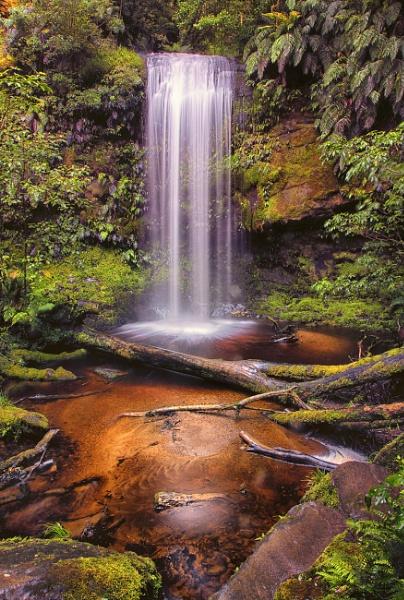 Koropuku Falls by capturingthelight