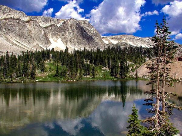 Snowy Range Wyoming by StuartDavie