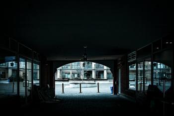 Street  reflection