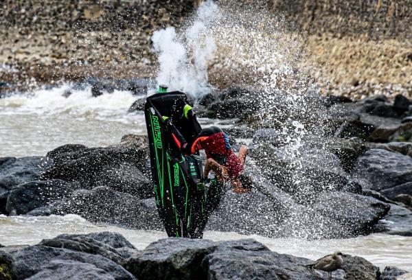 Jet Ski tricks by louie1st