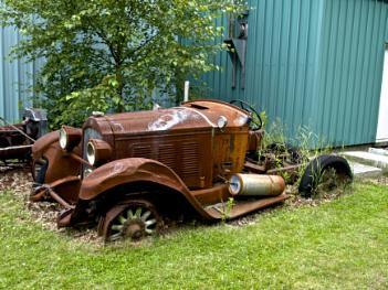 Antique Cars #27