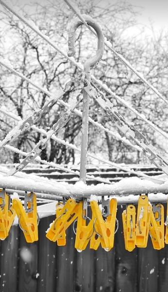 Snow pegs by Gary66