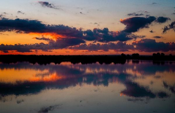 Morning reflection by MAK54
