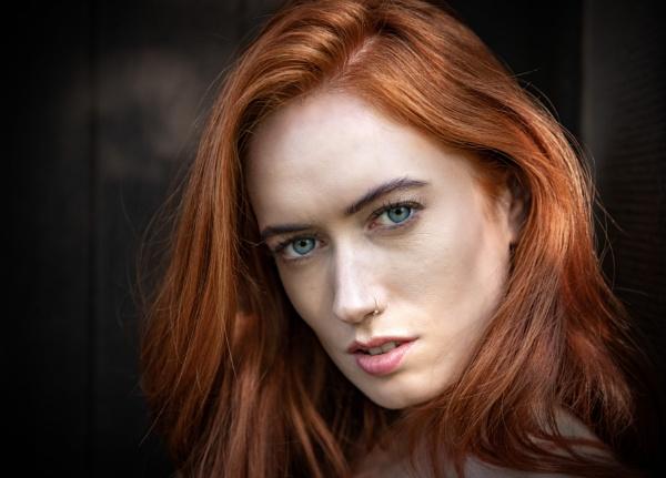 Portrait of Jenny by TheShaker