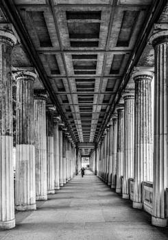 Pergamon Museum Collonade