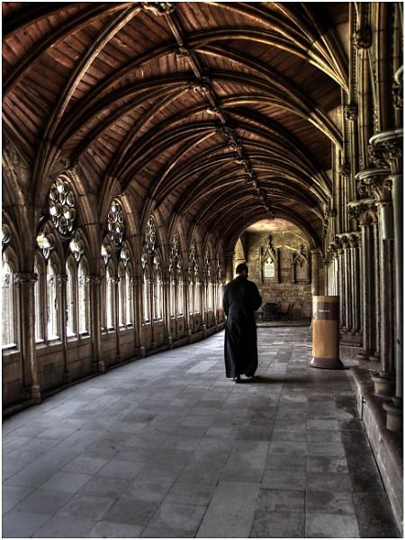 Cloister Walk York by sueriley