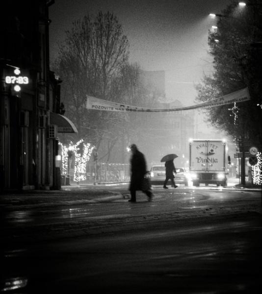 January IV by MileJanjic
