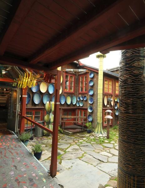 Pottery Studio by mikekay