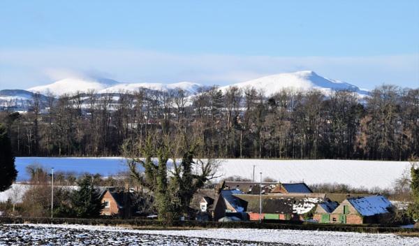 # Winter walk by davyskid