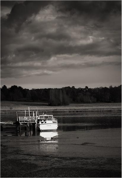 Quiet Moorings by AlfieK