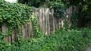 Derelict fence