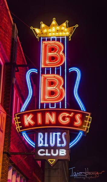 BB Kings Blues club sign by IainHamer