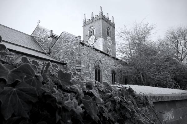 Winter Church 3 by PhotoLinda